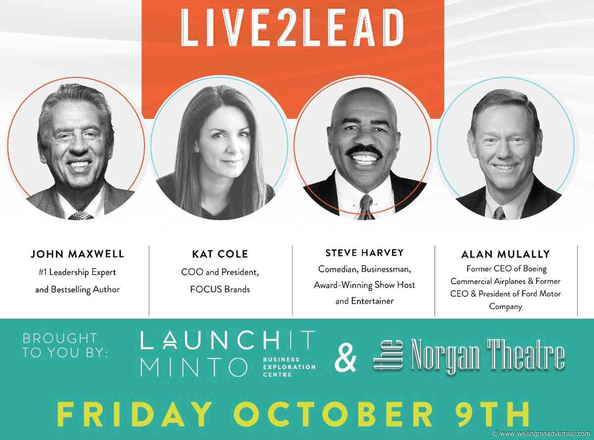 Live2Lead event returns to Minto - Wellington Advertiser