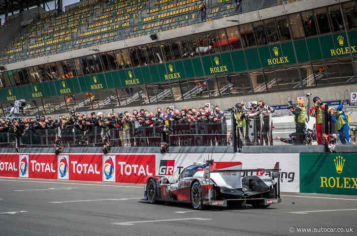 Le Mans 2020: Toyota takes third straight win