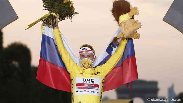 Pogacar claims 2020 Tour de France