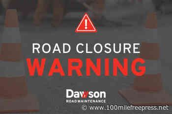 Highway 99 closed due to Rockslide near Lillooet - 100 Mile House Free Press