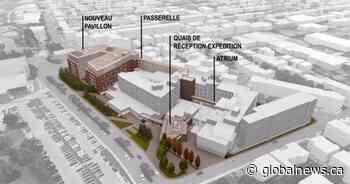 Verdun Hospital to get sprawling new $265-million expansion - Global News
