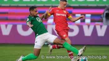 1. Spieltag: 0:0 in Wolfsburg: Leverkusen ohne Havertz zu harmlos