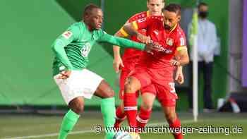 So war das Spiel VfL Wolfsburg gegen den 1. FC Leverkusen