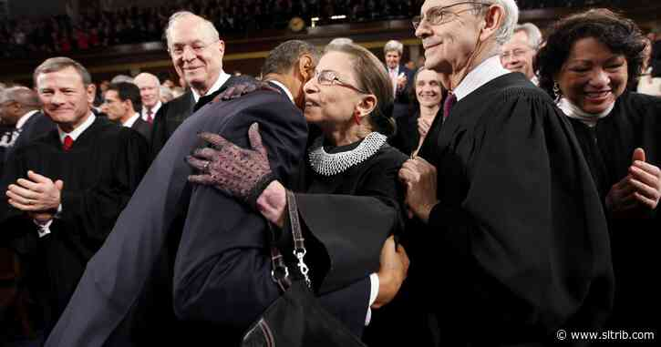 Gail Collins: Ruth Bader Ginsburg knew what to do with her time
