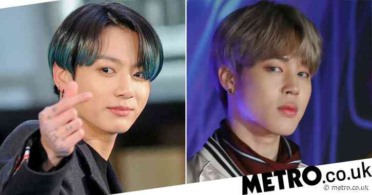 BTS's domination continues as Jungkook and Jimin achieve new solo song milestones in same week