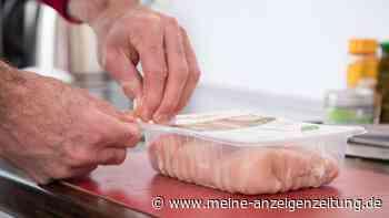 Fleisch im Kühlschrank aufbewahren: Dieser Fehler kann Sie krank machen