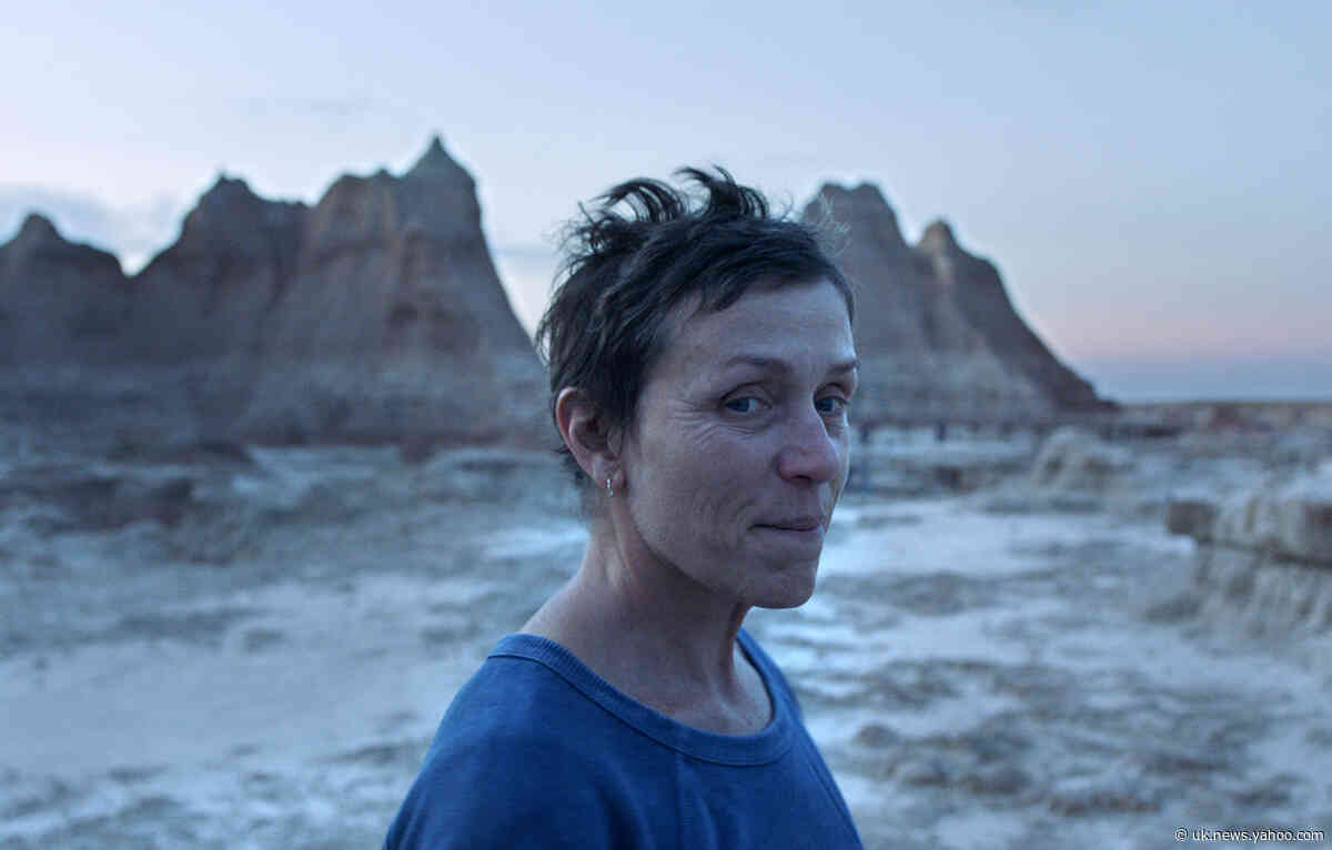 Chloé Zhao's 'Nomadland' wins TIFF People's Choice Award