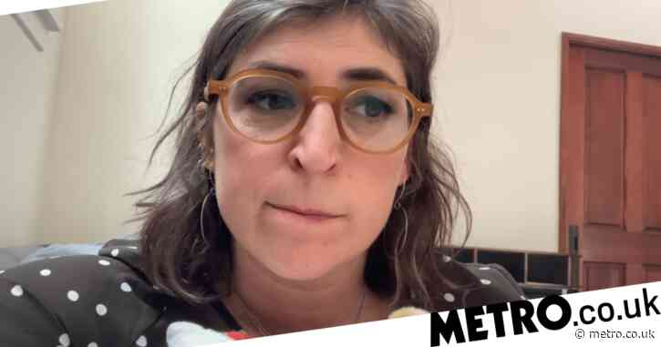 The Big Bang Theory's Mayim Bialik shares powerful suicide prevention message as she hopes to 'remove the stigma'