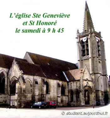 Église de Verneuil-en-Halatte - Journées du Patrimoine 2020 - aujourdhui.fr