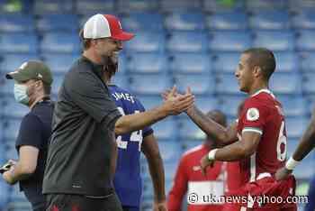 Jurgen Klopp explains why he had no hesitation handing Thiago Alacantara an early Liverpool debut
