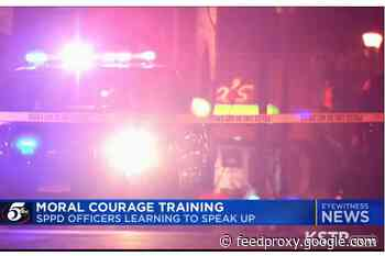 "Minnesota Officers to Undergo ""Moral Courage"" Training"