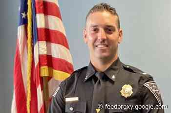 NJ Officer Named NLEOMF Officer of the Month