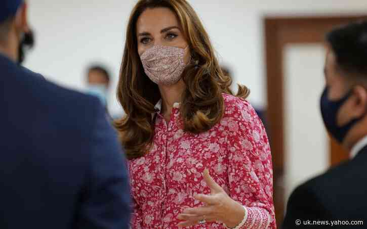 Tatler cuts 'snobbish' claims about Duchess of Cambridge's family after row