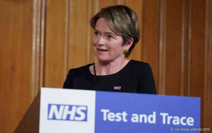 Health chiefs react with dismay as Dido Harding is suggested as possible candidate for NHS top job