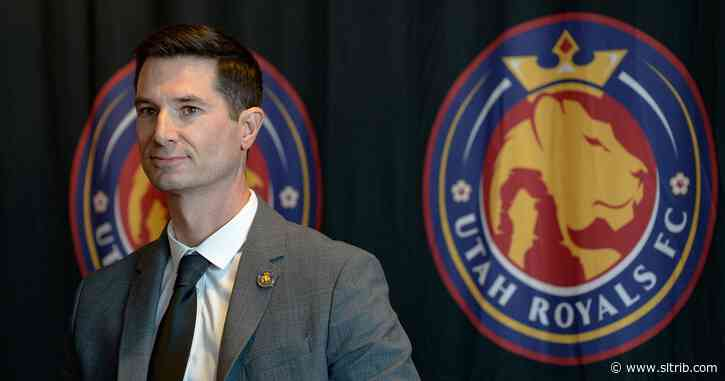 Utah Royals coach, assistant put on administrative leave before club's game at Portland