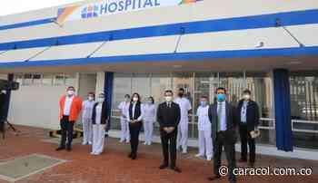 Tocancipá cuenta con un nuevo hospital para pacientes COVID-19 - Caracol Radio
