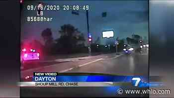 DASH CAM: Deputy released from hospital; 1 arrested after pursuit, crash - WHIO Radio