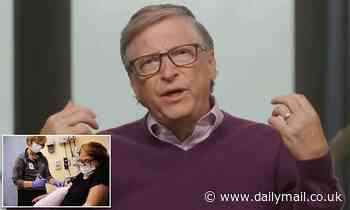 Bill Gates predicts the US will be 'back to normal' by the end of 2021