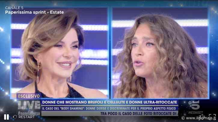 Volano parole grosse tra Alba Parietti e Caterina Collovati
