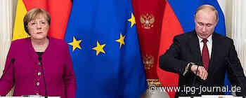 Der Fall Nawalny beendet Deutschlands Partnerschaft mit Moskau – Außen- und Sicherheitspolitik - IPG Journal