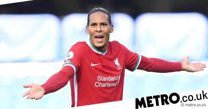 Virgil van Dijk hails Fabinho for pocketing Timo Werner in Liverpool's win vs Chelsea