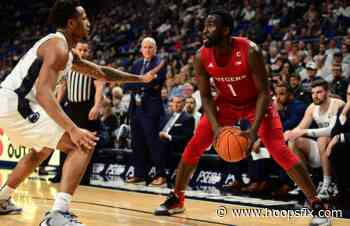 Akwasi Yeboah signs first pro deal with Saint-Quentin in France - Hoopsfix.com - Hoopsfix