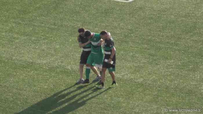 Avellino, 1-1 con la Cavese e apprensione per Laezza - Ottopagine