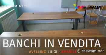 Avellino, l'istituto tecnico Luigi Amabile cede venti tavoli. I contatti - The Wam.net