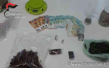 Avellino, sorpreso in casa con sostanze stupefacenti: 43enne in carcere - Irpinia News