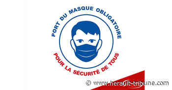 MARSEILLAN - Prolongation du port du masque jusqu'au 30 septembre inclus - Hérault-Tribune