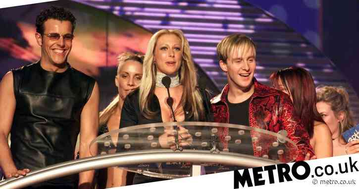 Steps claim they had to 'pay £500 each for their own Brit Award trophies'