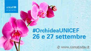 Ritira la tua Orchidea UNICEF per difendere i diritti di tutti i bambini