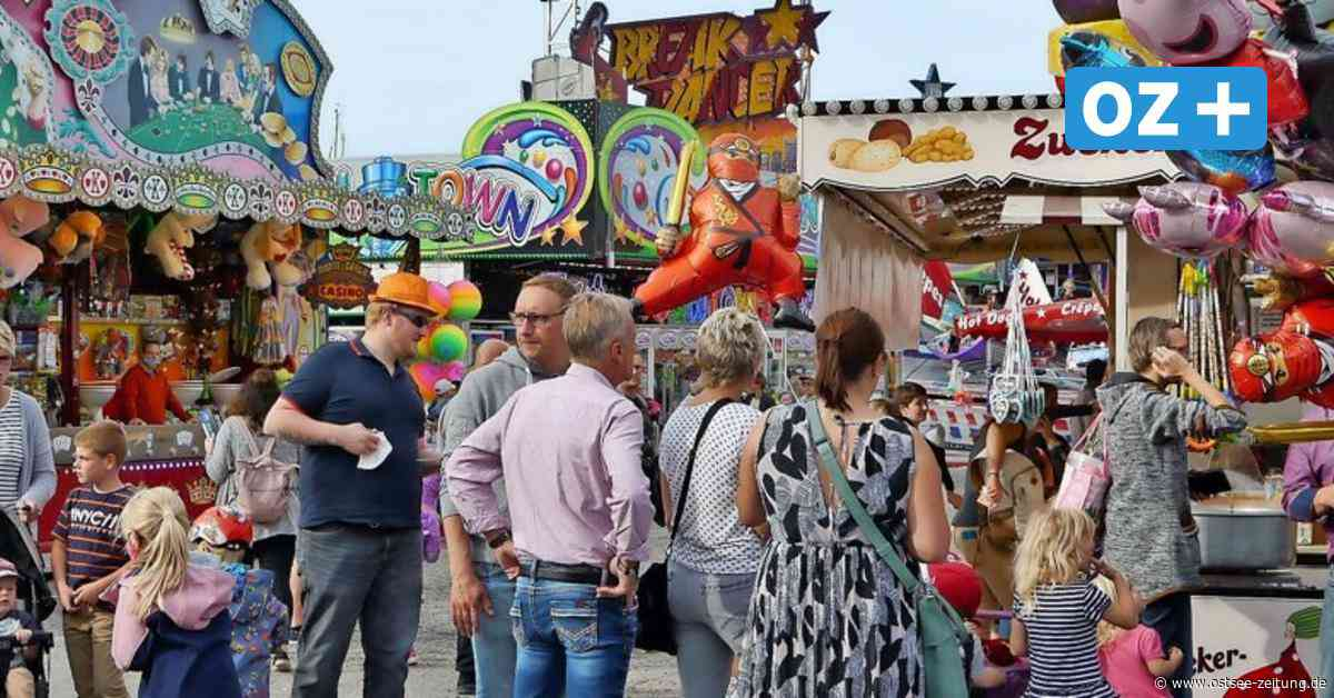 Ribnitz-Damgarten: So funktioniert Rummel unter Corona-Bedingungen - Ostsee Zeitung