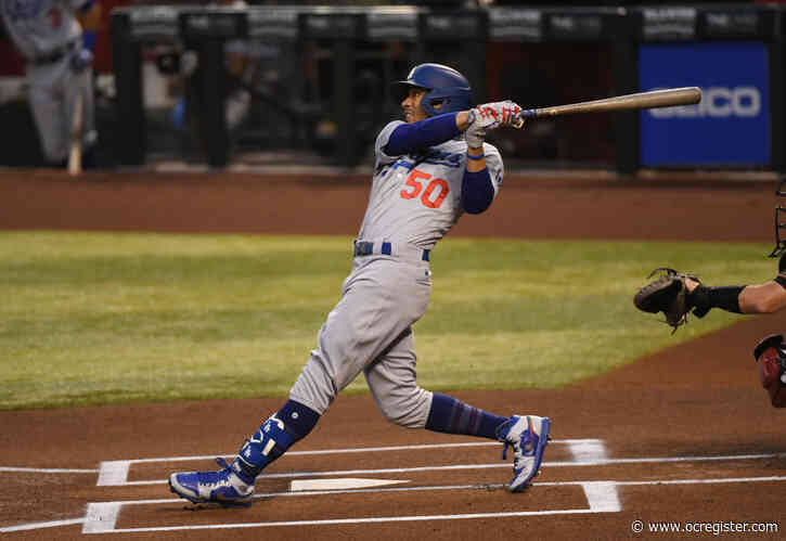 Mookie Betts' power just one way he has been even better than expected for Dodgers