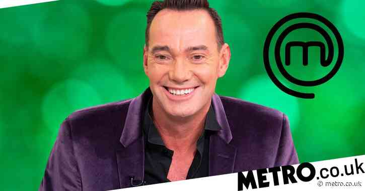 Strictly Come Dancing's Craig Revel Horwood 'signs up for Celebrity MasterChef's all-stars Christmas special'