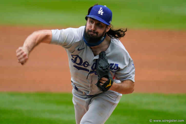 Dodgers' road trip ends with loss in Colorado
