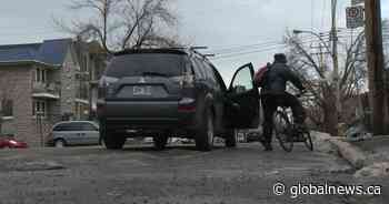 Stiffer fines for 'dooring' cyclists go into effect Monday
