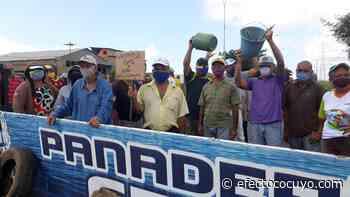 Protestan por fallas de servicios básicos en Acarigua y Ciudad Guayana - Efecto Cocuyo