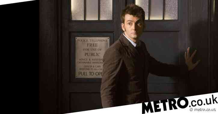 David Tennant voted best Doctor Who as he returns to the franchise