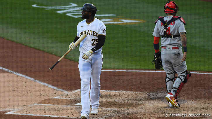 Pirates Lose Fourth Straight, Fall 2-1 To Cardinals