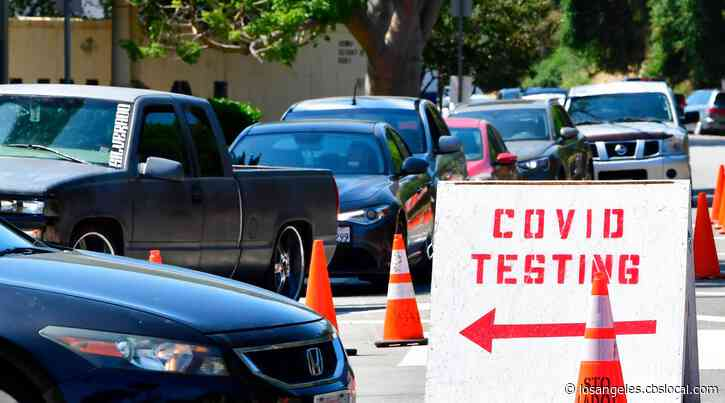LA County Reports 991 New Coronavirus Cases, 23 Additional Deaths