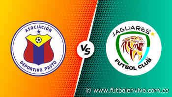 EN VIVO: mira aquí Pasto vs Jaguares por la Liga BetPlay - Fútbol en vivo