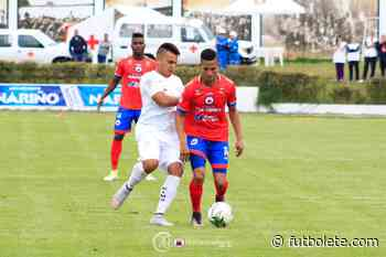 EN VIVO - Pasto 0 vs 0 Jaguares (minuto 45) online por la Liga BetPlay de Colombia | Pasto vs Jaguares | P ... - Futbolete