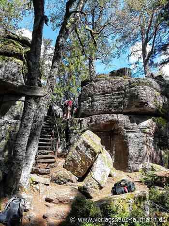 Kandern: An Felsen entlang gewandert - Kandern - www.verlagshaus-jaumann.de