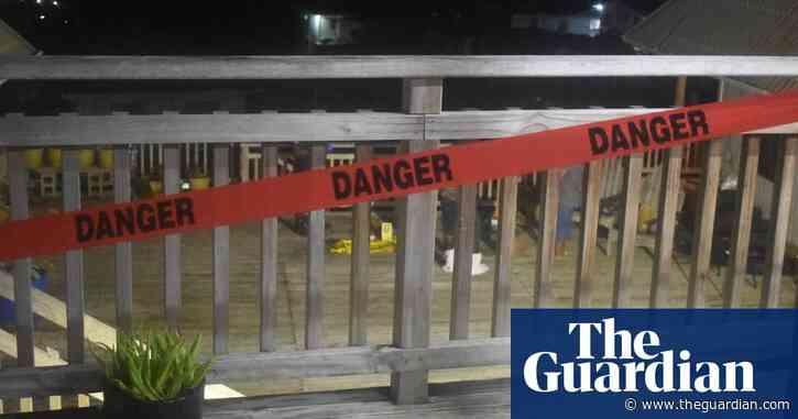 Australian and Briton killed by bomb blast in Solomon Islands