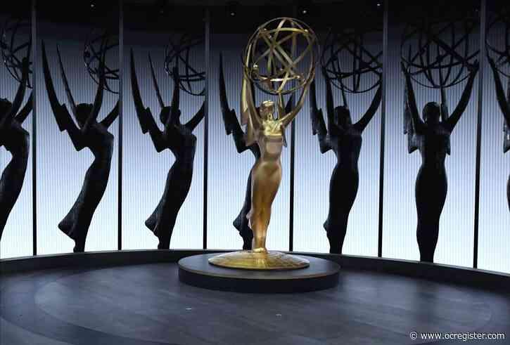 Emmys 2020: Tuxedo hazmat suit is big winner, according to social media