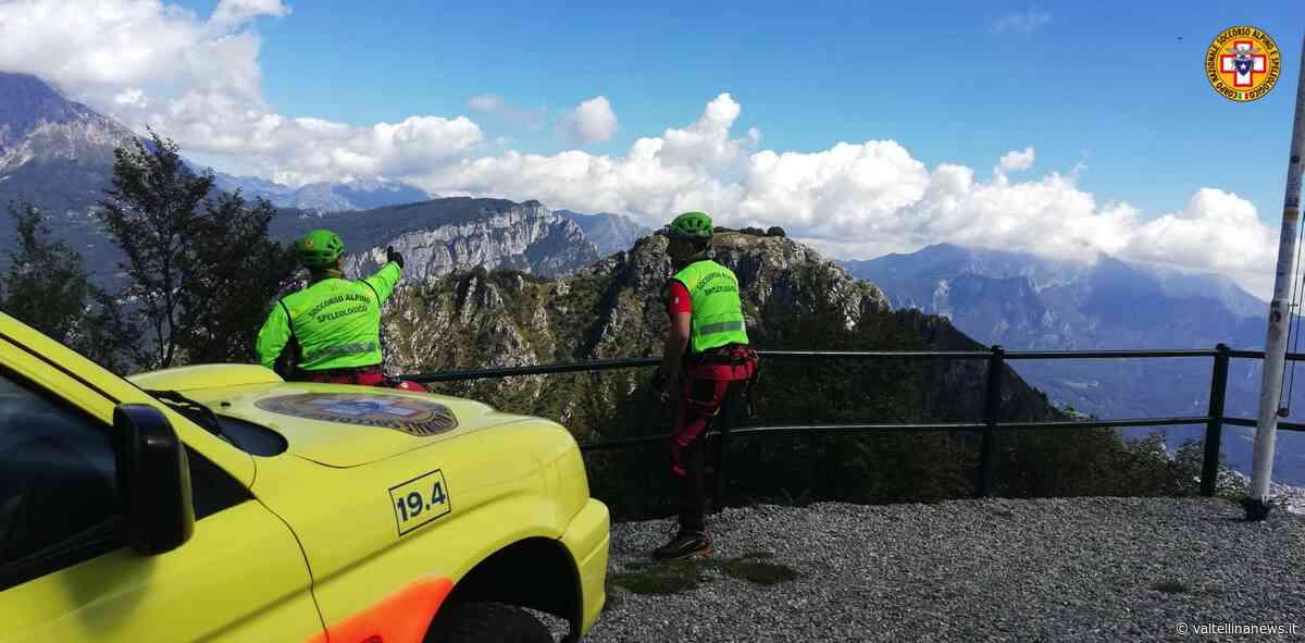 notizie da Sondrio e provincia » Tolmezzo provincia di Udine ritrovato fungaiolo illeso - Valtellina News