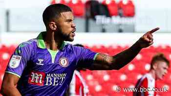 Stoke City 0-2 Bristol City: Wells and Weimann give Robins victory