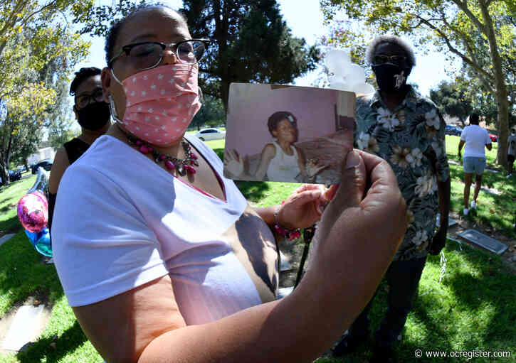 Homicide victim Missy Jones honored at Pomona Cemetery after cold case arrest