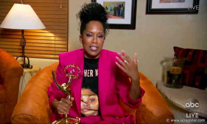 Emmys 2020: Regina King wins for 'Watchmen,' honors Breonna Taylor, Ruth Bader Ginsburg